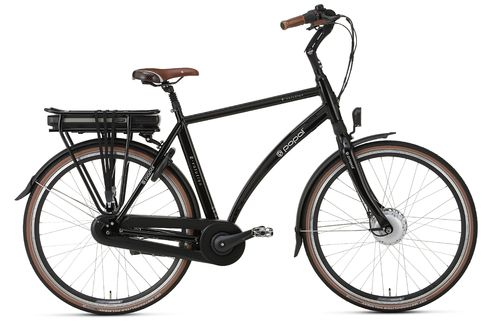 E-Volution 17.0 8 Gang Shimano Nexus Herren Pedelec (E-Bike) 470 Wh schwarz