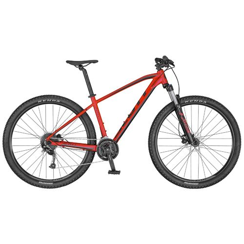 "Scott 27,5"" Aspect 750 2020 red-black 27 Gang Shimano, Lock-Out Gabel, hydr. Scheibenbremse"