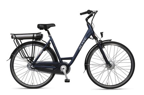 400 Wh Aluminium Pedelec (E-Bike) Diamond, Federgabel, midnight blue