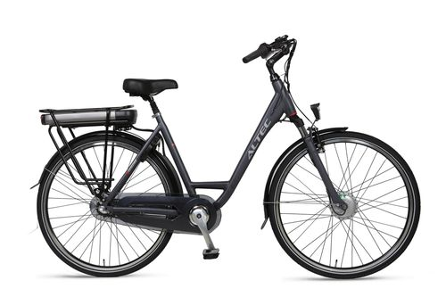 400 Wh Aluminium Pedelec (E-Bike) Diamond, Federgabel, slate grey