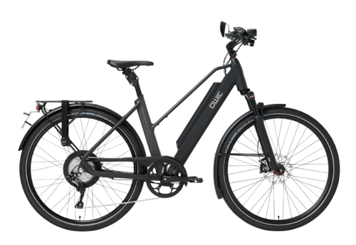 QWIC PERFORMANCE RD11 Speed (45 km/h E-Bike) Shimano SLX 11 Gang + hydr Magura Mt5e SPEZIALANGEBOT