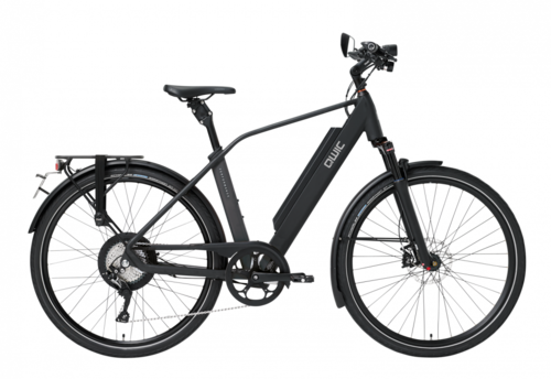 QWIC Herren PERFORMANCE RD11 Speed (45 km/h E-Bike) SLX 11 Gang + hydr Magura Mt5e SPEZIALANGEBOT