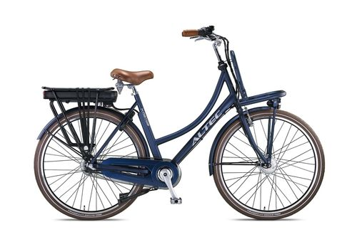 400 Wh Hollandrad Transportrad Pedelec Altec Kratos midnight blue 3 Gang (E-Bike) d